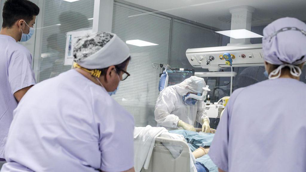 La Comunidad Valenciana bate de nuevo récord de contagios con 4.557 nuevos casos en 24 horas