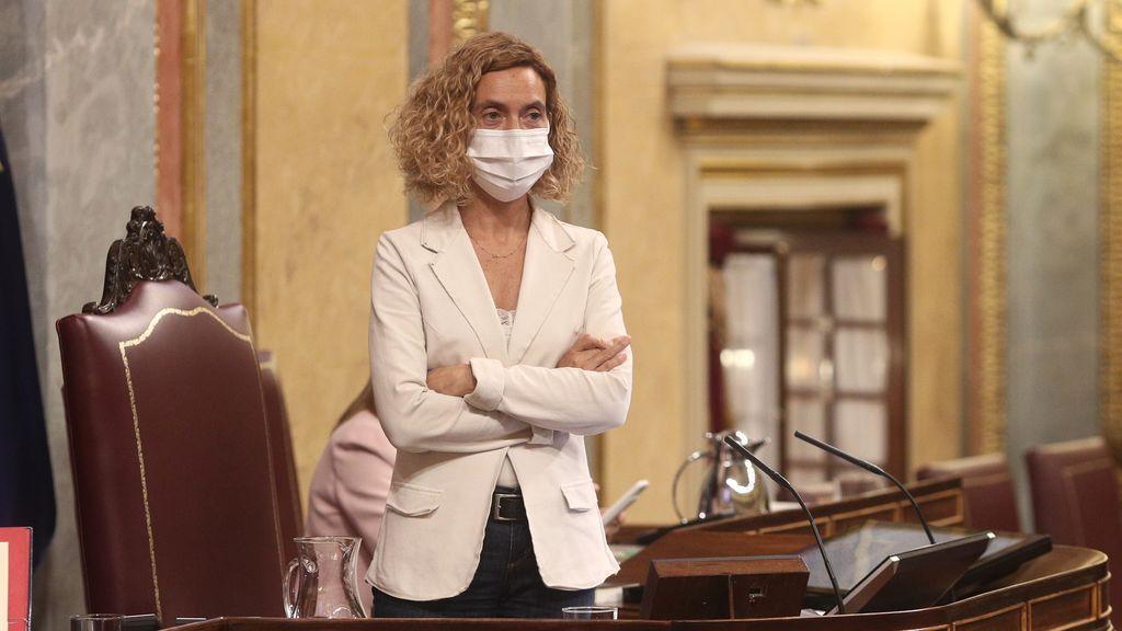 Batet traslada por carta su apoyo y solidaridad a Nancy Pelosi tras el asalto al Capitolio