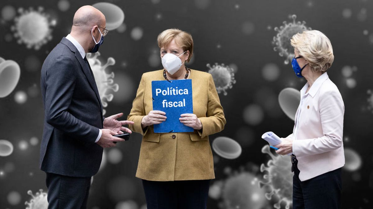 Merkel y compañía
