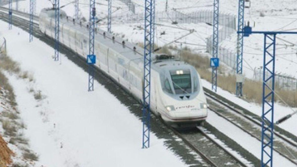 Renfe suspende el servicio de AVE entre Madrid y Valencia a partir de las 21.00 horas