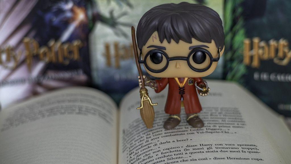 Libros de Harry Potter a precio de diamantes