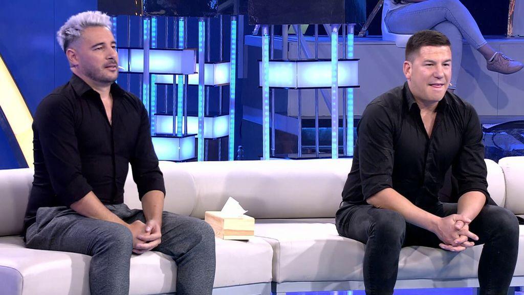 Andy y Lucas en 'Volverte a ver'