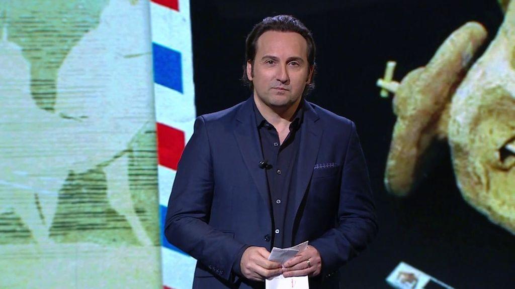 """El deseo de Iker Jiménez para 2021: """"Espero tener más libertad, o por lo menos la misma"""""""