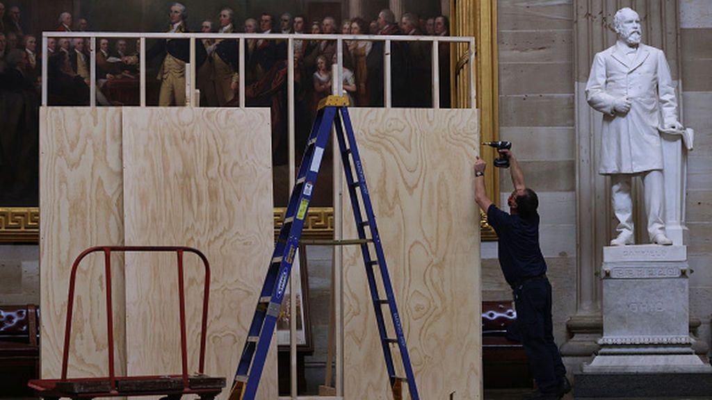 Los acusados del asalto al Capitolio podrían afrontar hasta 20 años de prisión