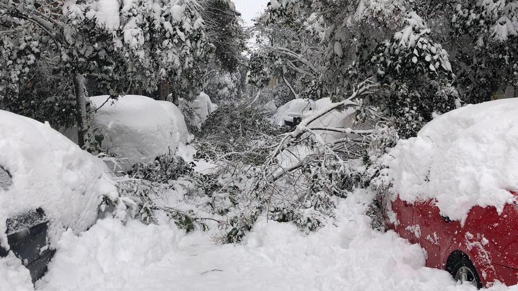 El peligro no termina en la nieve: alertan del peligro del hielo cuando llegue la noche