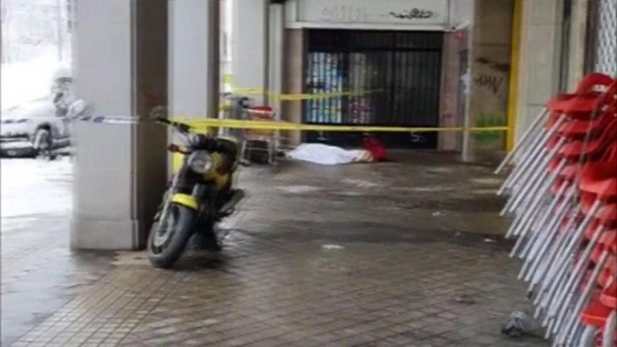 Nueva víctima durante el temporal: muere un hombre sin hogar en Carabanchel tras sufrir una parada cardiorrespiratoria