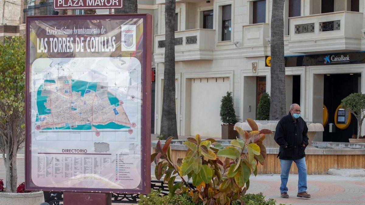 Murcia confina a partir de este sábado 22 municipios y adelanta el toque de queda a las 22 horas