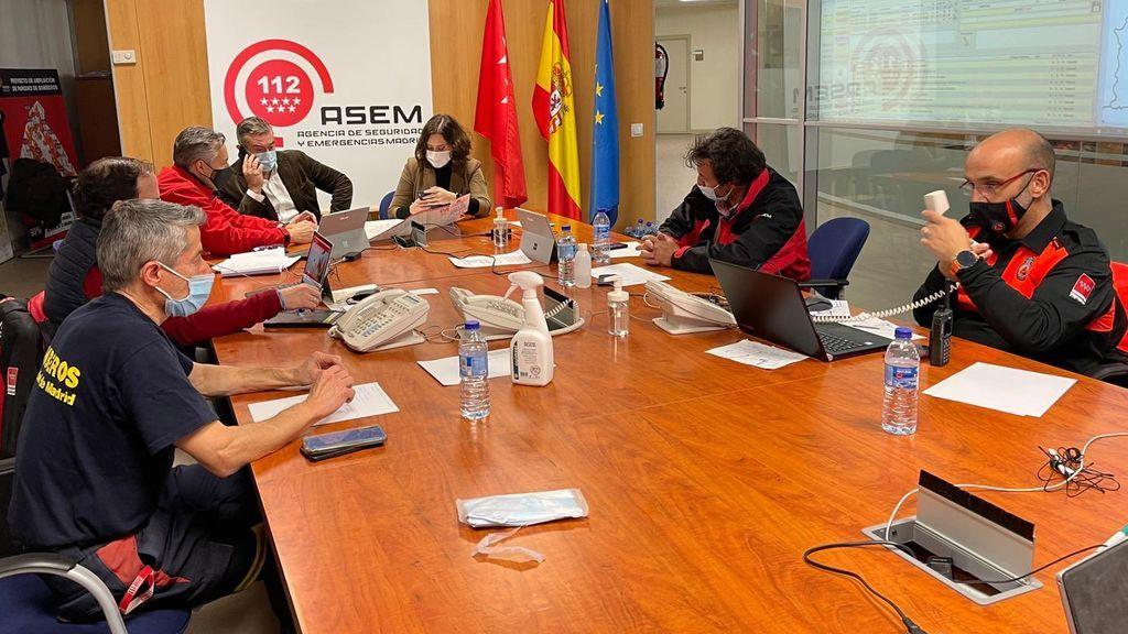 Madrid cierra colegios, institutos y universidades el lunes y el martes por el temporal