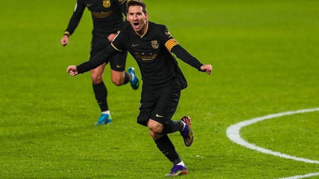 Se confirma el retorno del mejor Messi: el capitán lleva al Barça a la victoria ante el Granada (0-4)