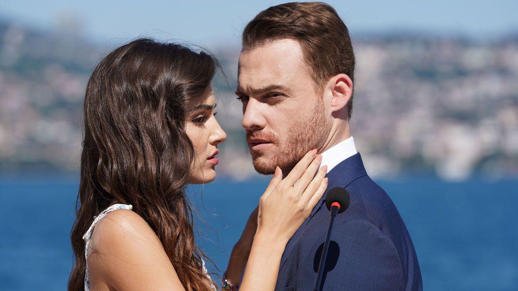 La exitosa comedia romántica 'Love is in the air' se estrena en Telecinco y otros cuatro canales de Mediaset España