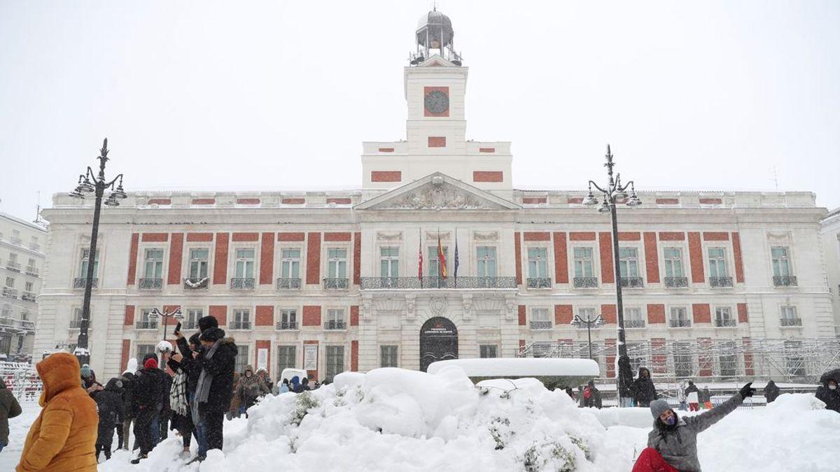 """Un ténico del SUMMA, sobre el peligro del temporal: """"Si te da un infarto en Madrid no es posible llegar a los domicilios"""""""