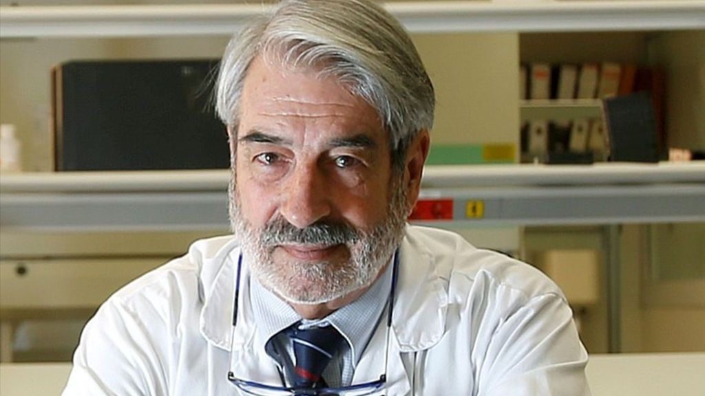 """El virólogo Ortiz de Lejarazu avisa: """"A este ritmo de vacunación no se puede detener el virus"""""""
