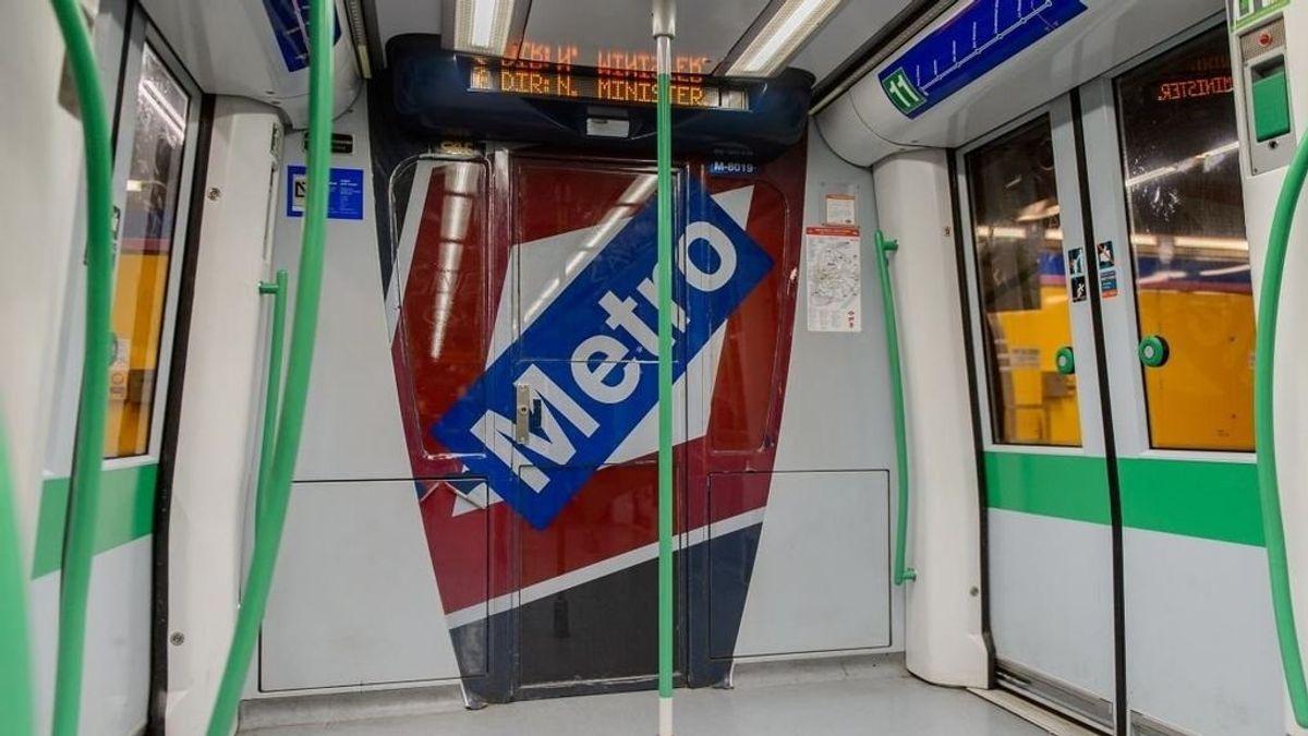 Identificado el hombre que profirió insultos machistas a una pasajera en el Metro y amenazas al resto