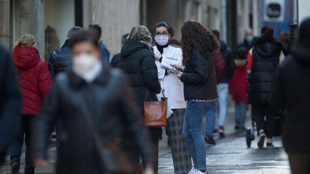 Galicia registra casi 800 positivos en las últimas 24 horas, nuevo máximo de la pandemia