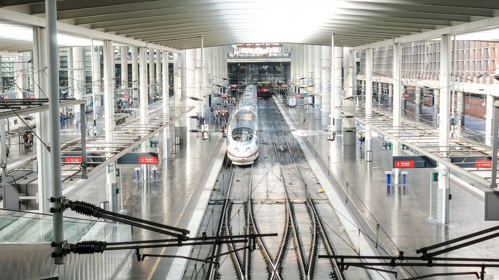 Renfe suspende todos los trenes con origen y destino en Madrid este sábado
