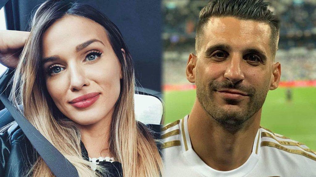 Adelina Seres y Edu Neira posan juntos por primera vez