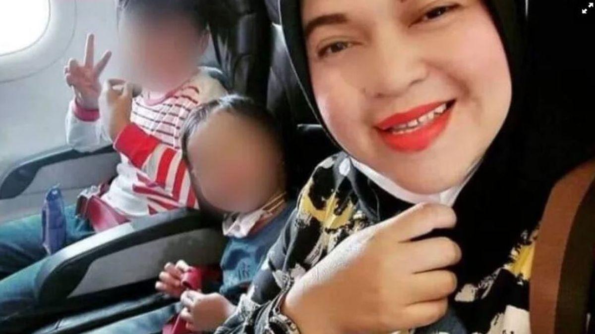 """""""Adiós familia"""": el desgarrador mensaje final de una de las pasajeras del avión estrellado en Indonesia"""