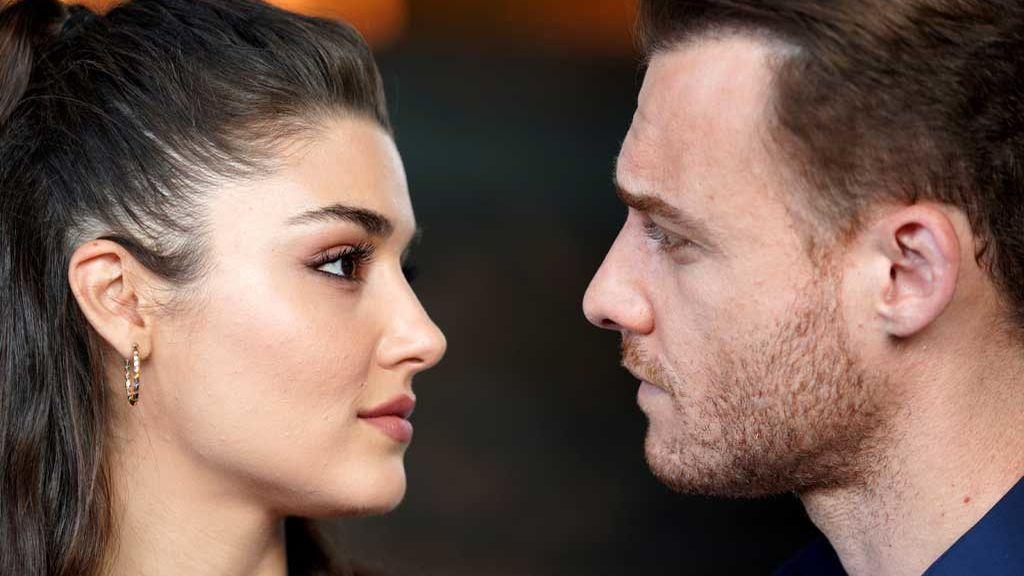 La pareja de 'Love is in the air'