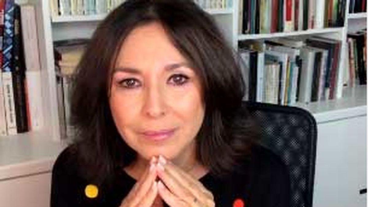 Isabel Gemio responde a María Teresa Campos