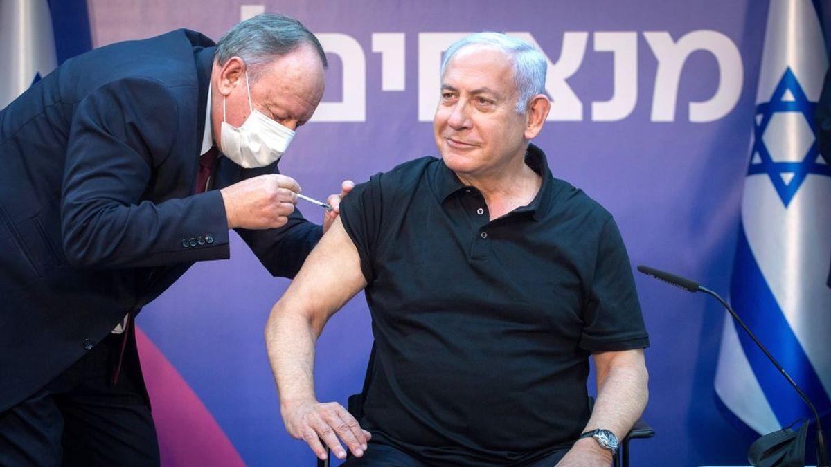 Israel confirma la presencia de la cepa sudafricana del coronavirus y ya ha vacunado a 1,7 millones de personas