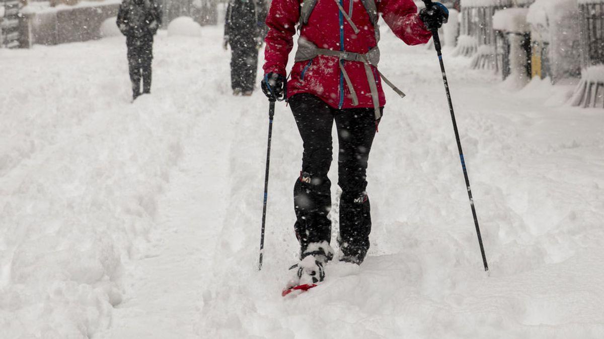 """Illa aplaude a un joven MIR que recorrió 17 km por la nieve para hacer guardia: """"Es un ejemplo de solidaridad"""""""