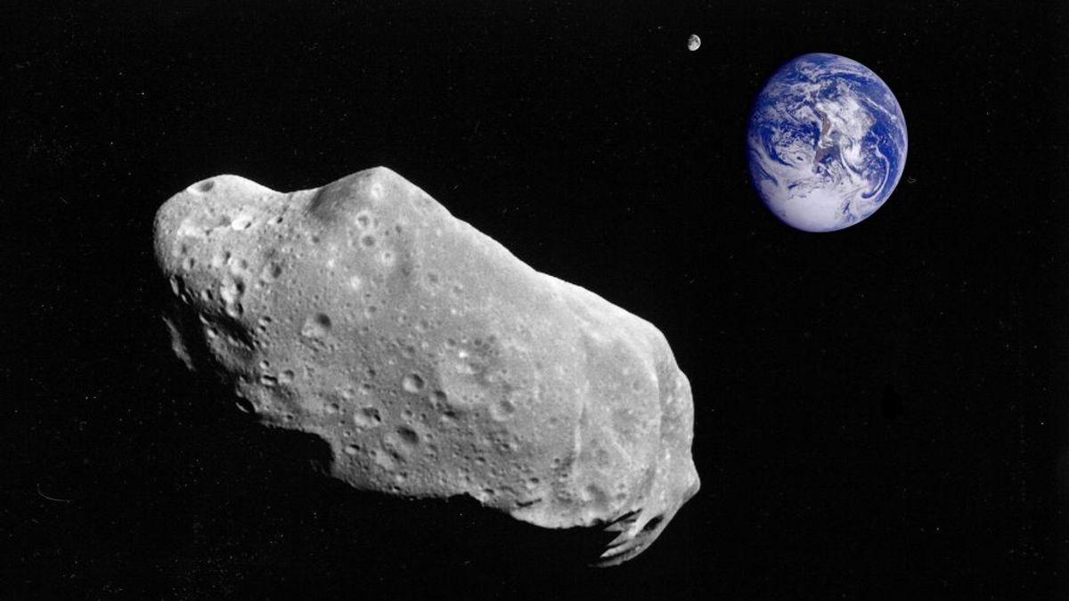 El asteroide que podría impactar en la Tierra en 2022 tiene el poder de 150 bombas de Hiroshima