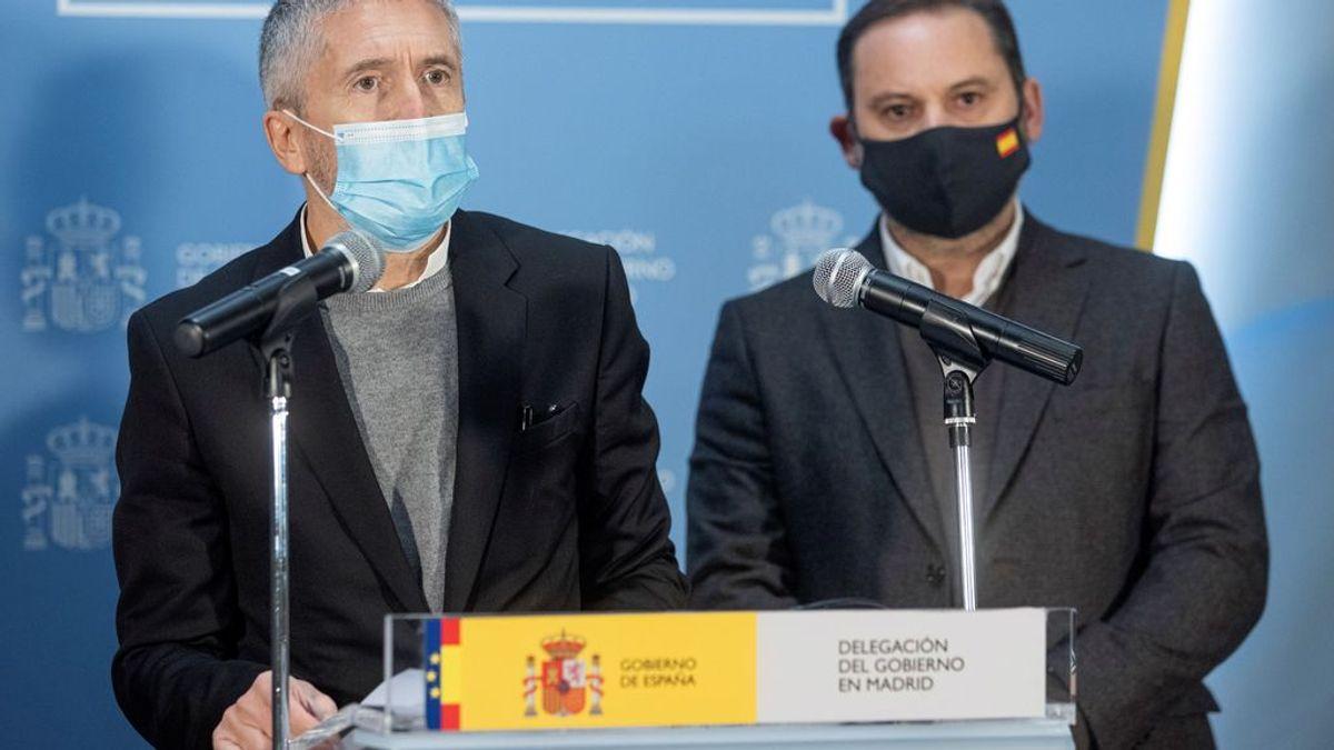 El Gobierno trabaja para que las vacunas lleguen al aeropuerto de Vitoria si Barajas no está operativo