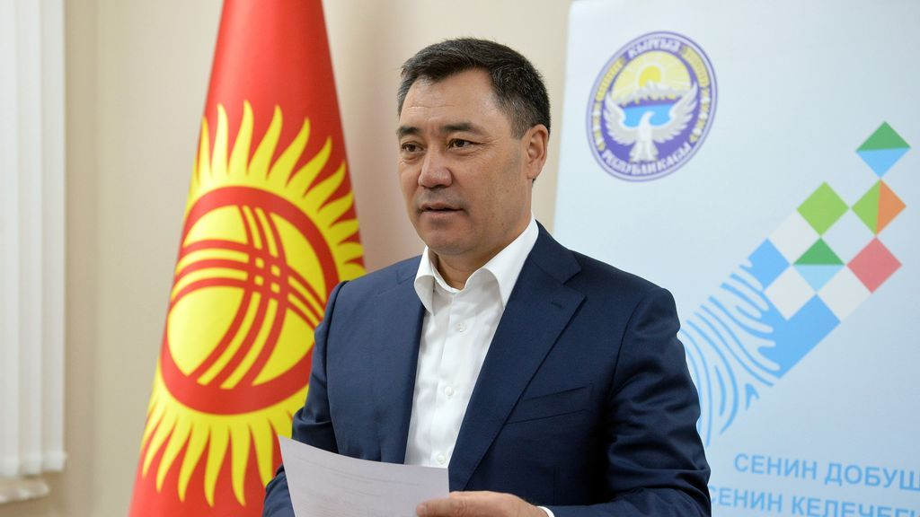 Japárov, de la cárcel a ganar las elecciones presideciales en Kirguistán