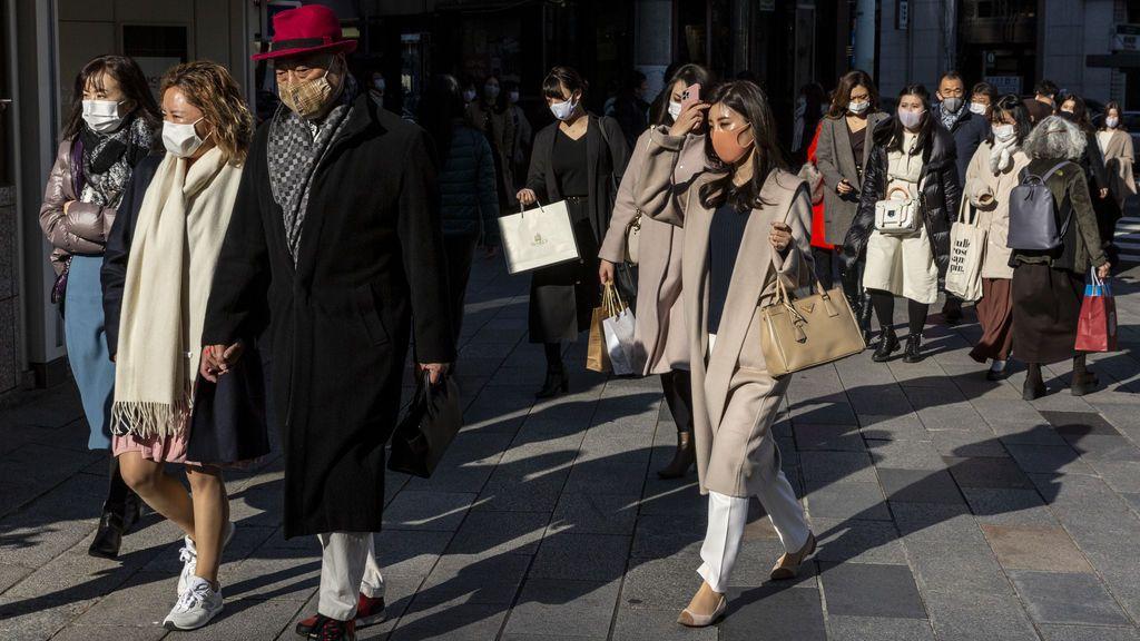 Japón detecta una nueva cepa de la covid tan contagiosa como la del Reino Unido y Suráfrica