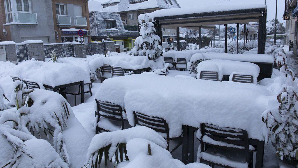 gran nevada filomena