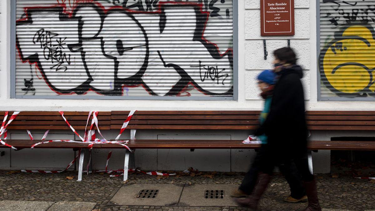 Alemania inicia una fase aún más estricta en su segundo confinamiento