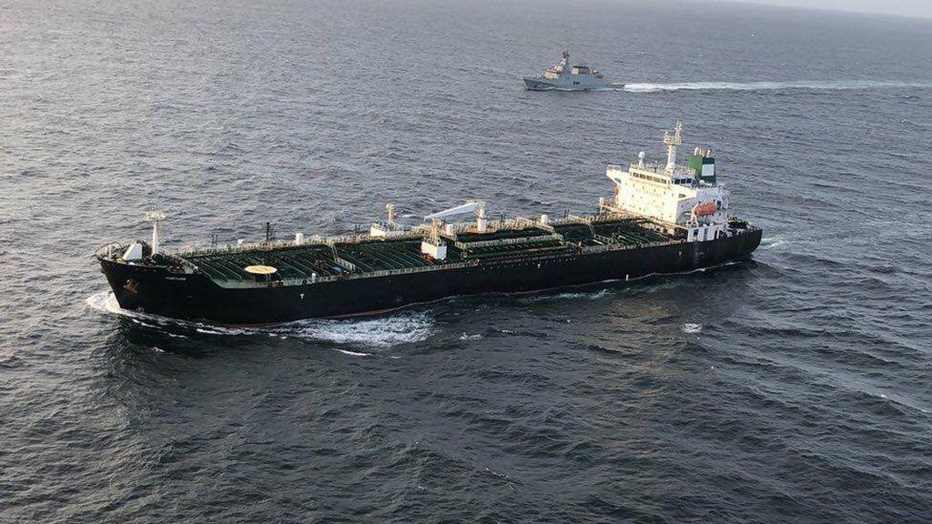 Irán Corea del Sur petrolero fondos congelados