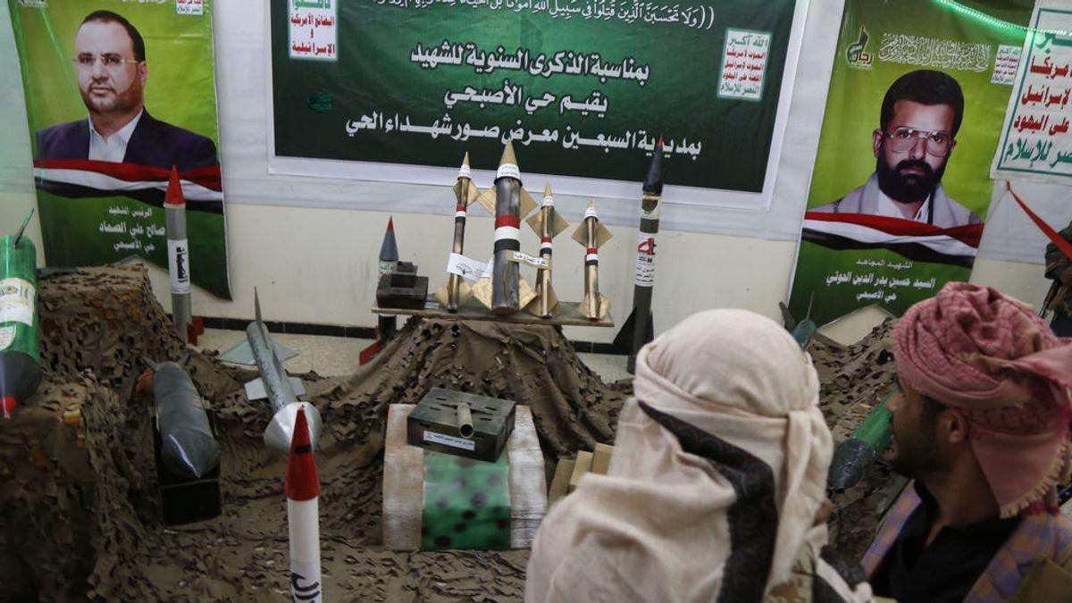 Estados Unidos designará a los huthis como organización terrorista internacional