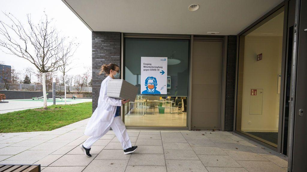 Alemania confirma cerca de 12.500 casos y más de 300 muertos por coronavirus durante el último día