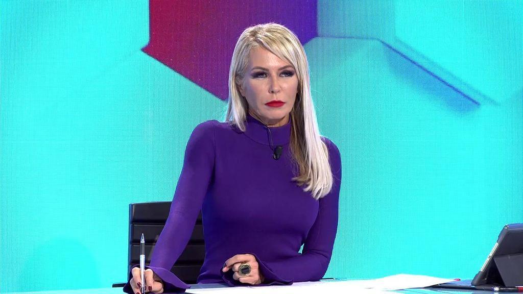 """Montse Suárez responde duramente a las acusaciones de Leticia Sabater: """"Yo por mi profesión, mato"""""""