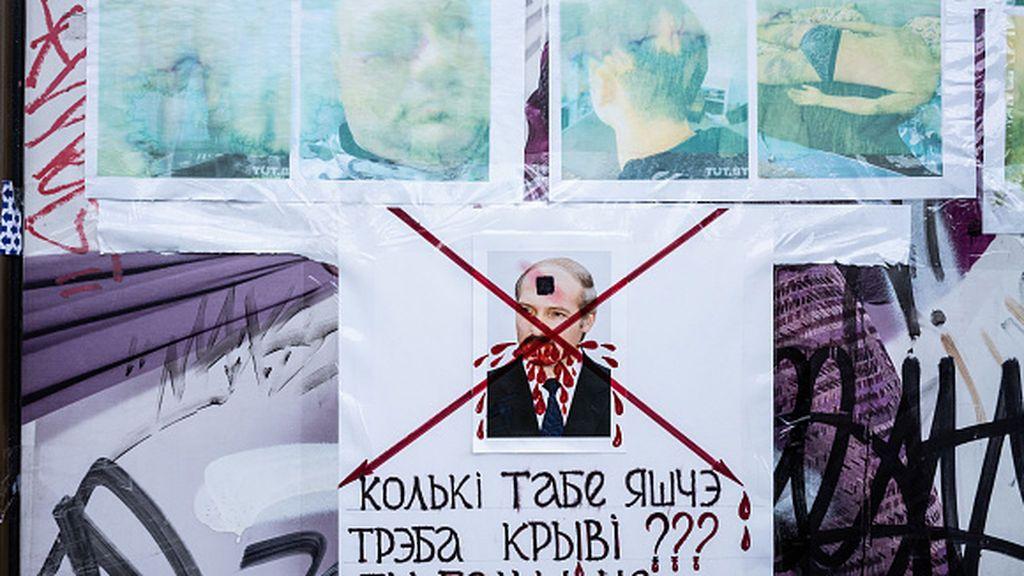 El escuadrón de la muerte de Lukashenko