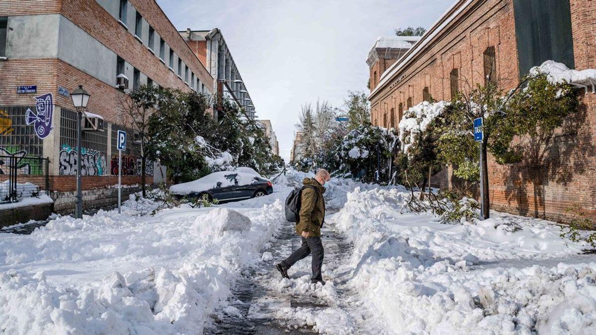 Faltar al trabajo por nieve: ¿necesito justificante?