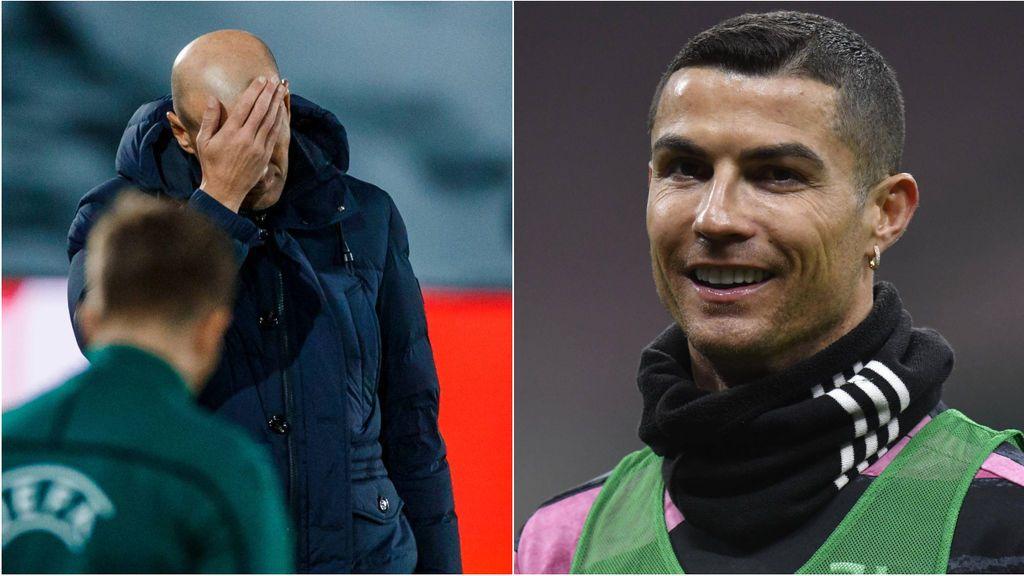 A Cristiano se le caen los goles, mientras al Madrid le hacen falta: los números de récord del portugués
