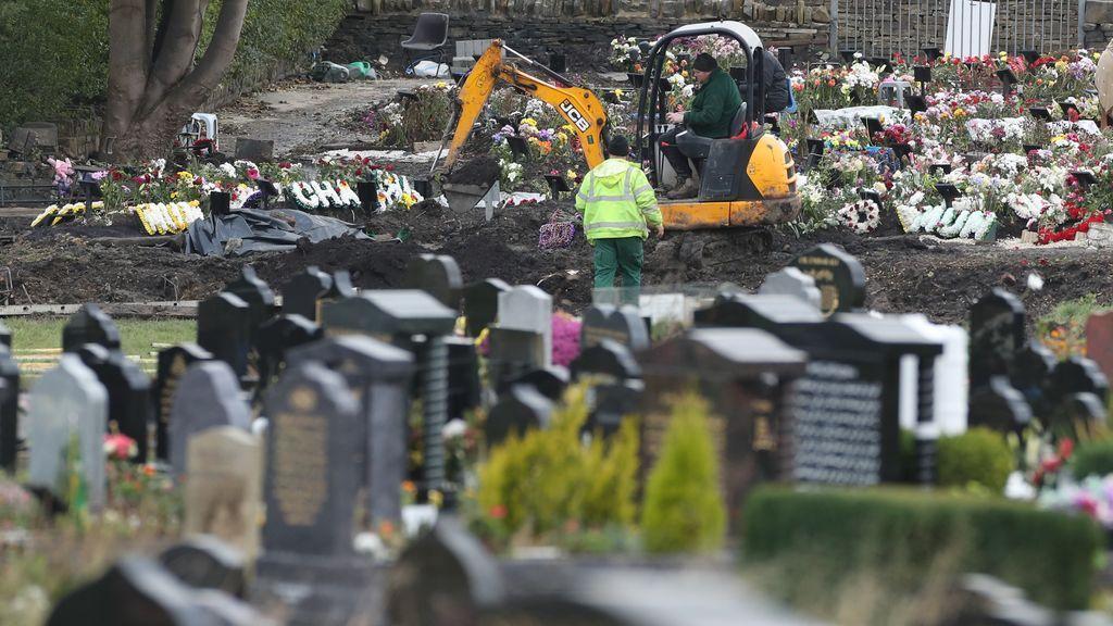 Filomena obliga a suspender entierros en Madrid y priorizar la recogida de fallecidos