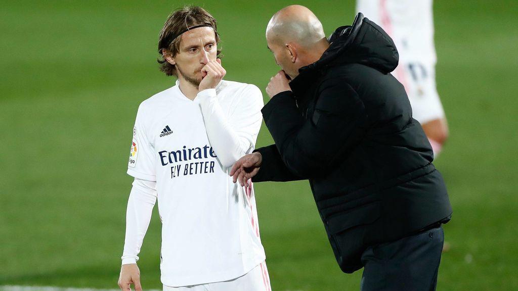 El Madrid se mide con el Alcoyano.