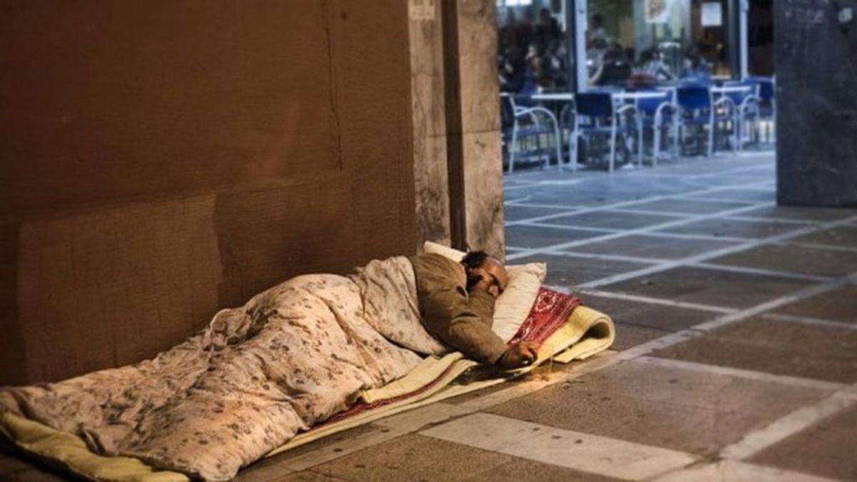 Dos personas muertas en las calles de Barcelona tras el temporal