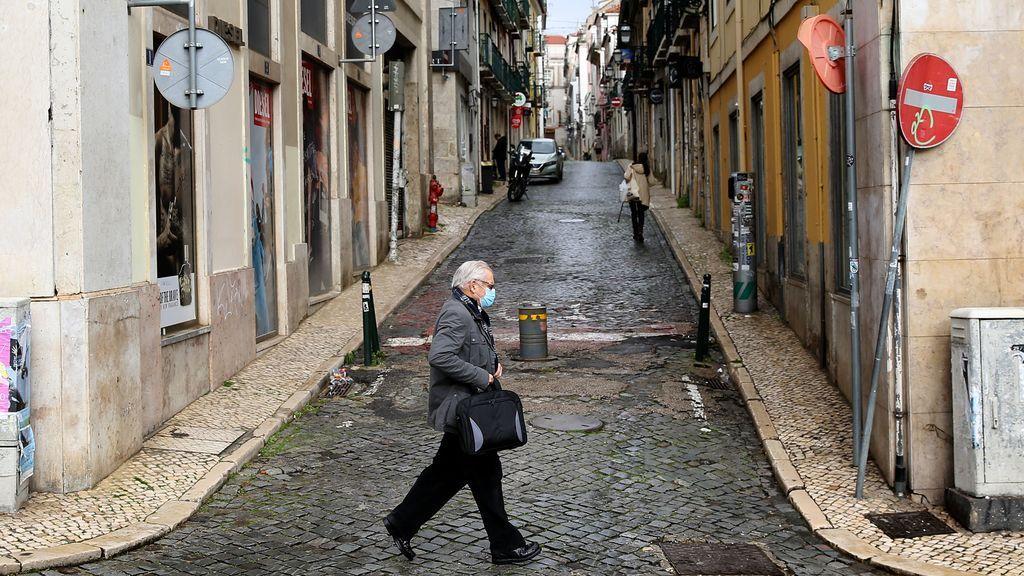 Portugal se prepara para un nuevo confinamiento con los hospitales al límite
