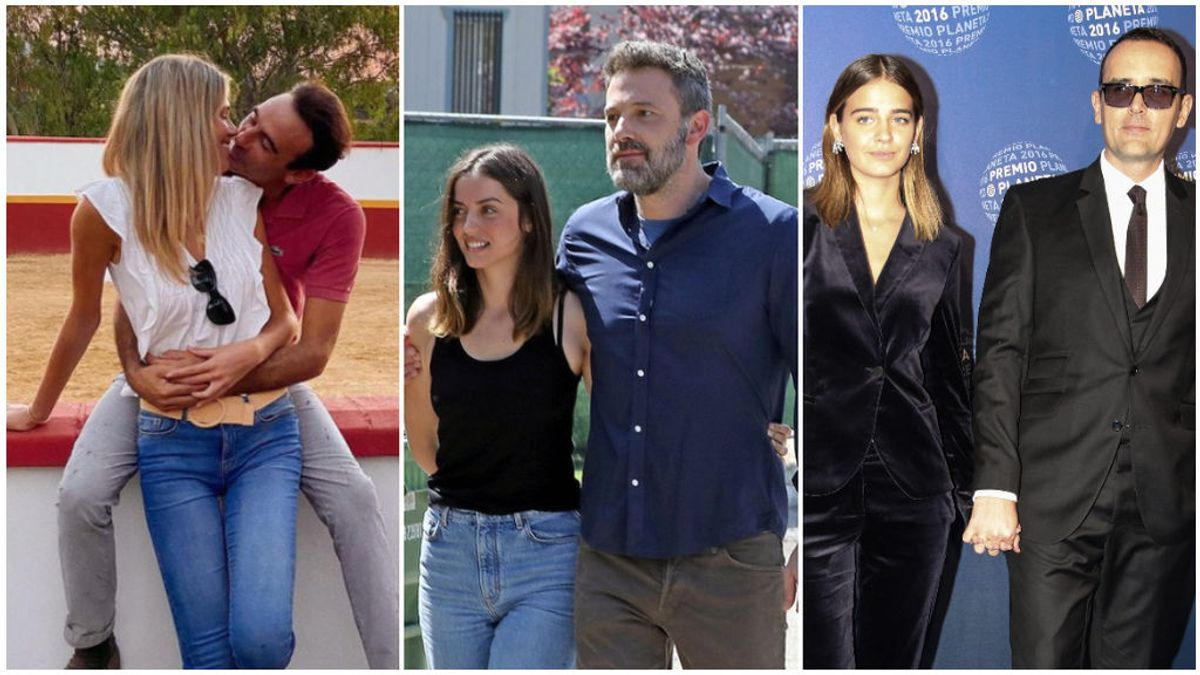 Ana Soria, Ana de Armas y otras famosas con novios mayores: así han sabido las parejas superar las críticas y los prejucios.