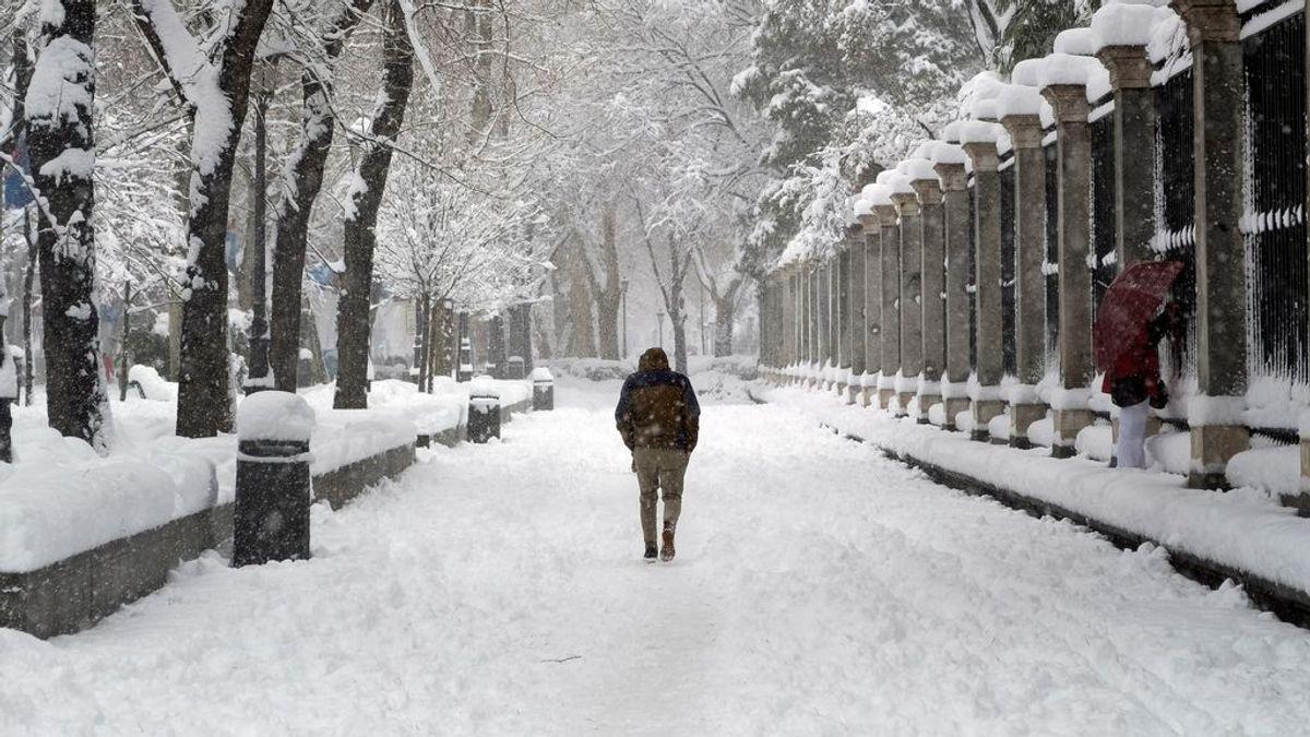 De la nevada histórica a una ola de frío polar: ¿Qué factores están favoreciendo este tiempo?
