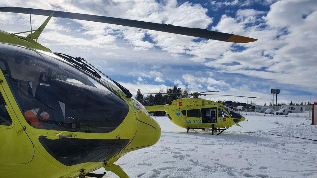 Última hora de Filomena:  84.740 llamadas de emergencia desde el viernes relacionadas con Filomena