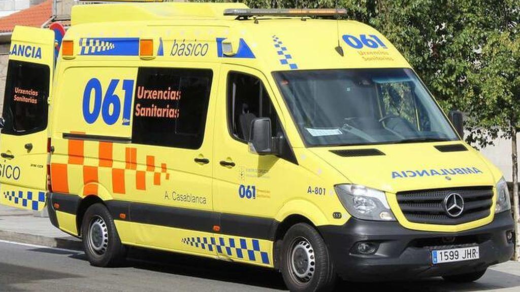 Muere un niño de 11 años al caer por un patio de luces en Vigo