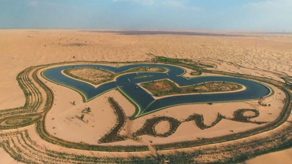 La lujosa belleza de Dubái, Castilla y León y la vuelta al mundo en Andalucía