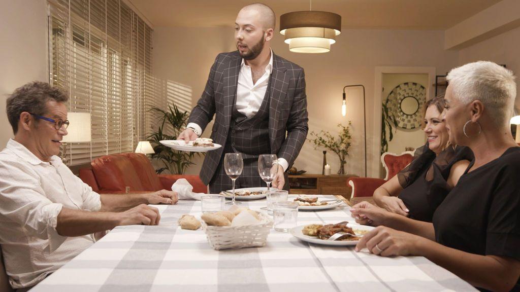 Avilés: un experto en el arte de la improvisación Ven a cenar conmigo Gourmet Edition Temporada 5 Programa 56
