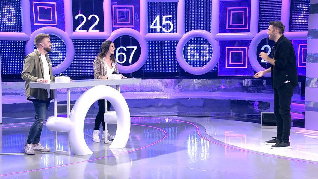 Joan y Silvia El concurso del año Temporada 2 Programa 404