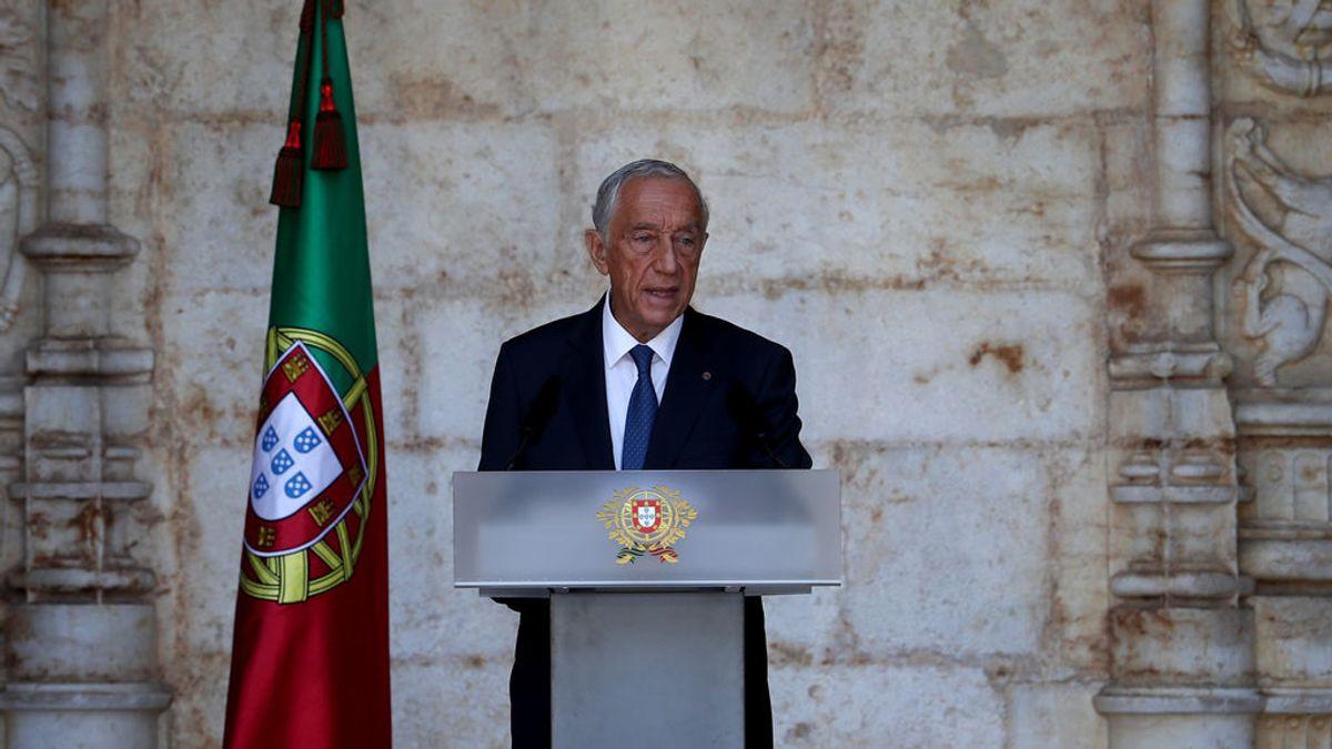El presidente de Portugal, Marcelo Rebelo de Sousa, positivo por coronavirus